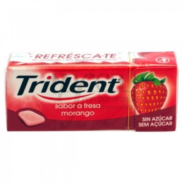TRIDENT FRUIT CAJA