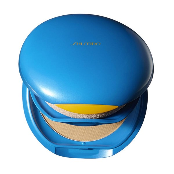 Shiseido un protective polvos bronceadores spf30 medium ivory
