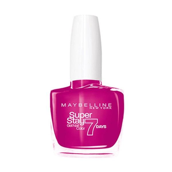 Maybelline superstay gel nail color 7 days 155 bubblegum