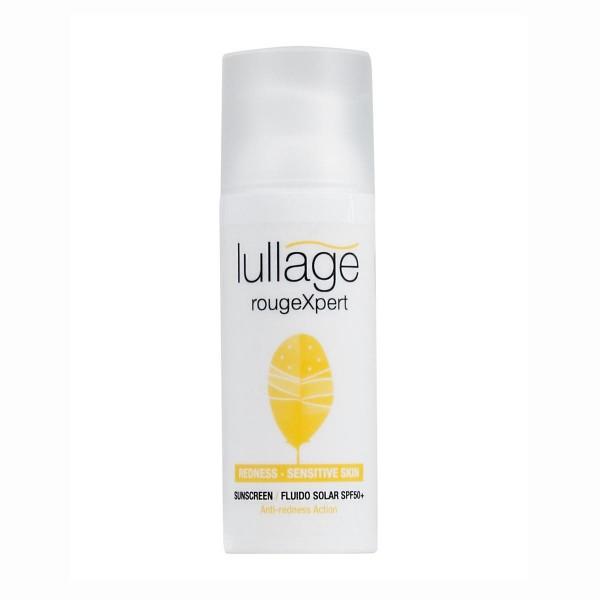 Lullage rougexpert sunscreen spf50+ fluido solar 50ml