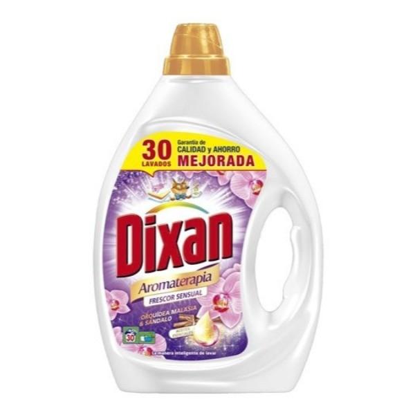 DIXAN Detergente Gel Aromaterapia Frescor Sensual 30 dosis