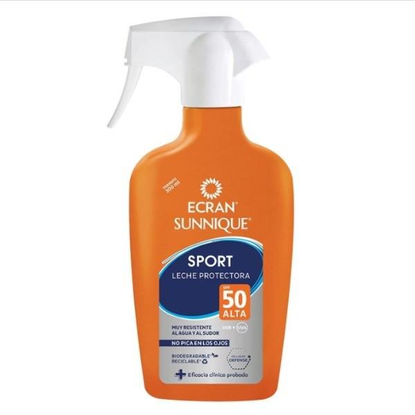 Ecran Sunnique leche protectora Sport SPF50 300 ml