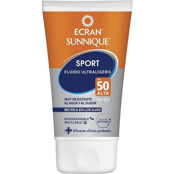 Ecran Sunnique fluido ultraligero Sport SPF50 40 ml