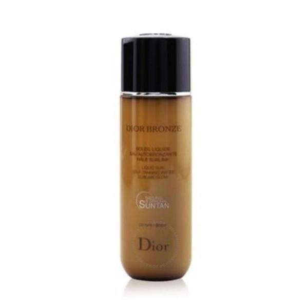 Dior bronze liquid sun protection 1ml